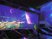Флуоресцентная краска для бетонных поверхностей Acmelight,  0, 5л