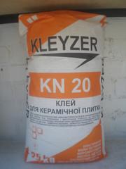 Kleyzer KN20 - Клей для плитки эластичный