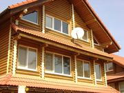 Реставрация старых домов,  герметизация швов и трещин - foto 1