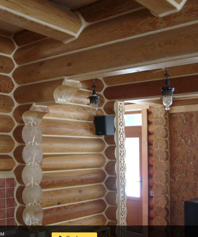 Защита Домов со сруба и бань по технологии