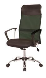 Офисное кресло с высокой спинкой  Оливия H,  цвет черный