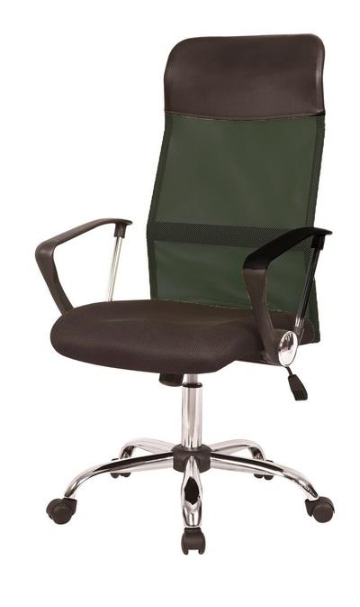 Офисное кресло с высокой спинкой  Оливия H,  цвет черный - main