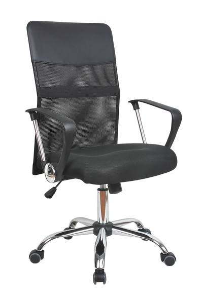 Офисное кресло Оливия D,  черный - main