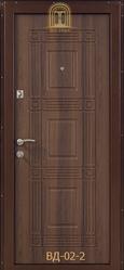 Входные стальные двери с порошковым покрытием оптом и в розницу - foto 1