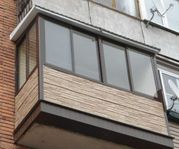 Балконы под ключ! (Расширение, ремонт)