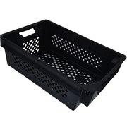Пластиковый ящик для фруктов овощей рыбы купить в ОдессеShopGid com ua - foto 0