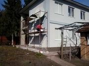 Утепление и ремонт фасадов