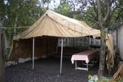 брезент, тент, навес брезентовый, палатка армейская любых размеров, пошив  - foto 1