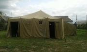 брезент, тент, навес брезентовый, палатка армейская любых размеров, пошив  - foto 9